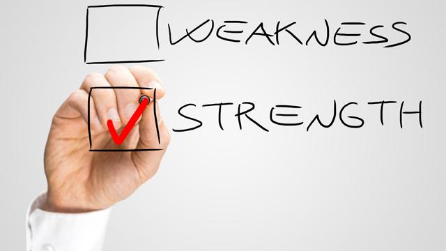 強みの弱さ、弱さの強み